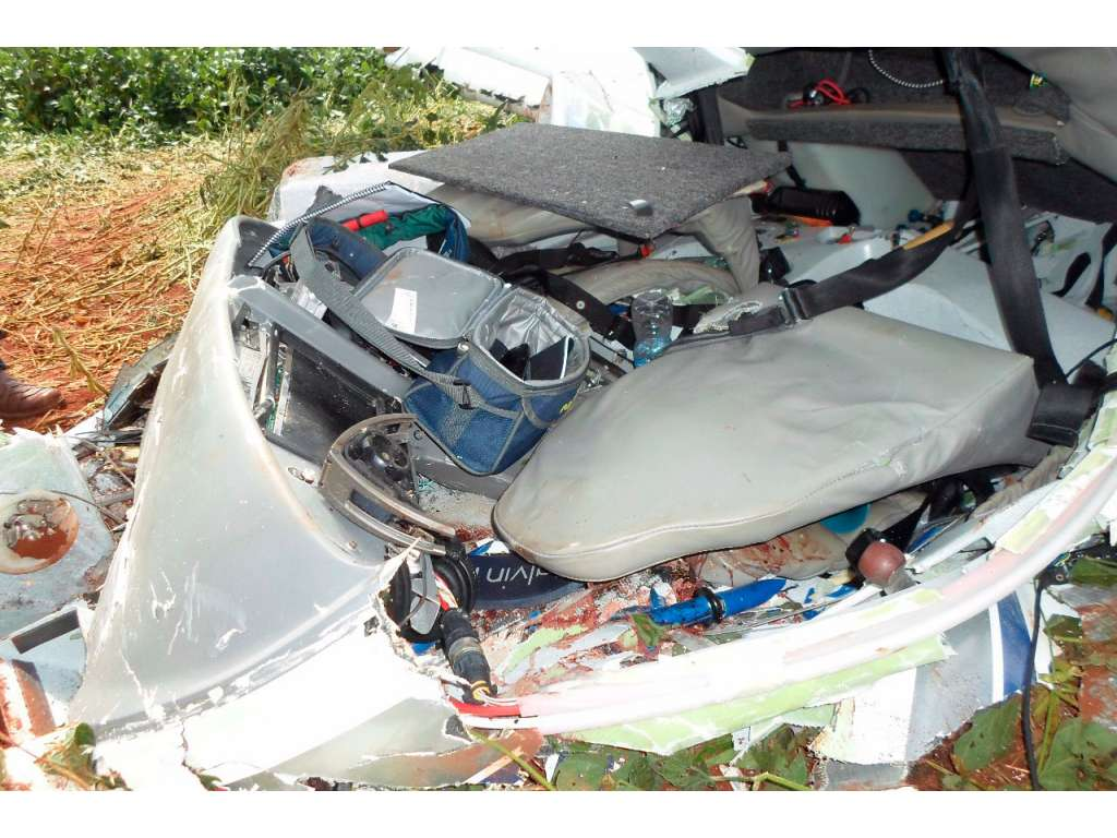 One of some Accidents with a Super Petrel in Brazil - Galeria de Imagens