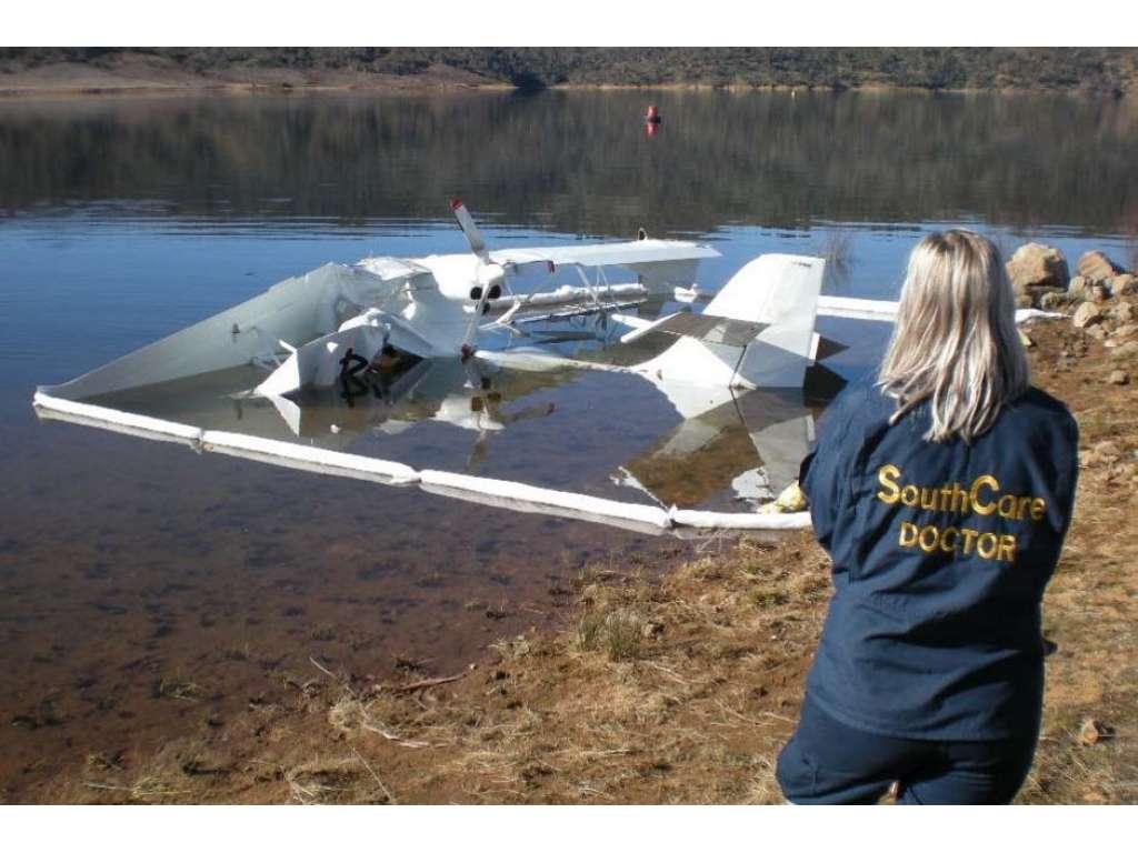 2011 – Two deads in Australia – Jindabyne lake -  Galeria de Imagens